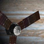 Juno ya está en la orbita de Júpiter, después de un viaje de casi 5 años