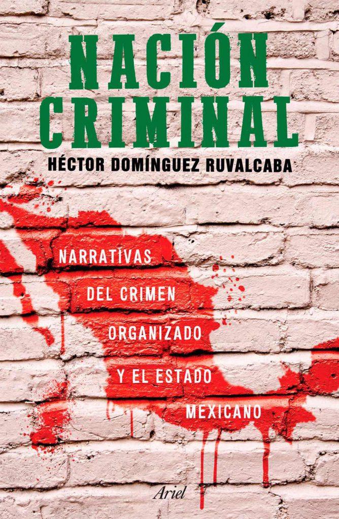 Nación criminal, portada