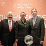 Rafael Lozano Ascencio y la organización costarricense TennSmart, ganadores del Premio Carlos Slim en Salud 2016