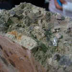 Residuos de vidrio, PET y cantera convertidos en materiales para construcción