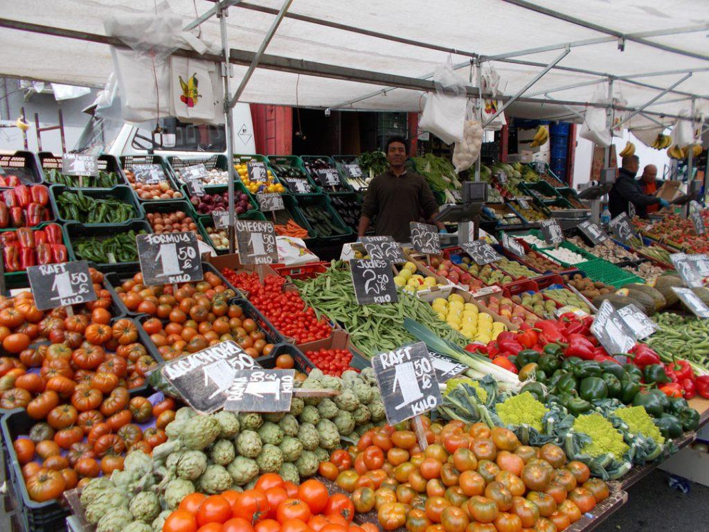 Mercado de barrio o de colonia- UAH