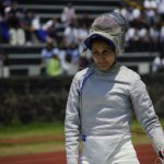 Angélica Larios, de esgrimista olímpica a investigadora en psicología del deporte