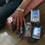 Biodispositivo para monitorear a distancia a pacientes con diabetes, hipertensión y obesidad