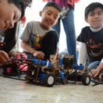 Briko, un robot mexicano para las aulas