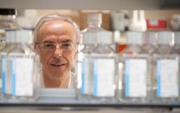 Dr. Julià Panés (Foto: Francesec Avia - Hospital Clínic de Barcelona)