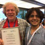 Investigador mexicano recibe premio internacional de matemáticas