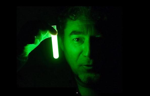 Luis Monje, fotógrafo científico e investigador en la Universidad de Alcalá de Henares. / UAH