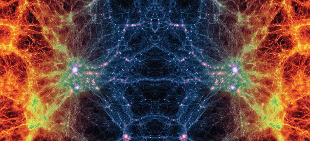 Buscando la masa de las partículas de la materia oscura
