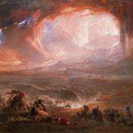 El Vesubio explota y cubre Pompeya y Herculano: año 79