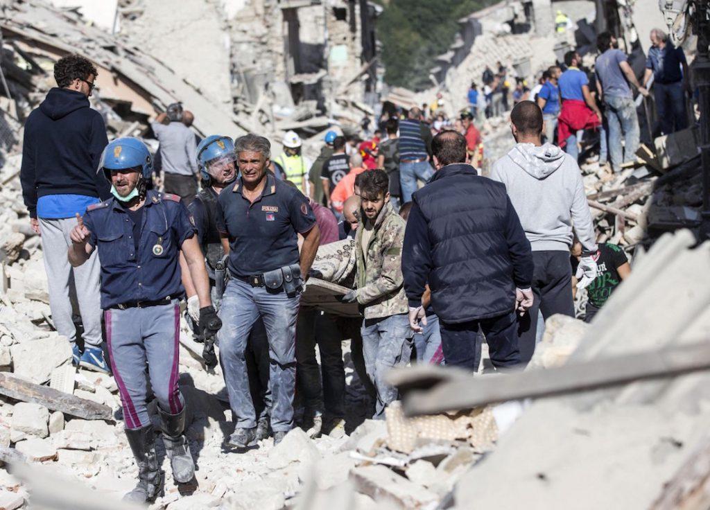 Terremoto de Italia del 24 de agosto del 2016- EFE, Massimo Percossi