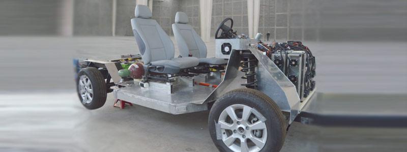 Vehículo que utiliza hidrógeno como combustible