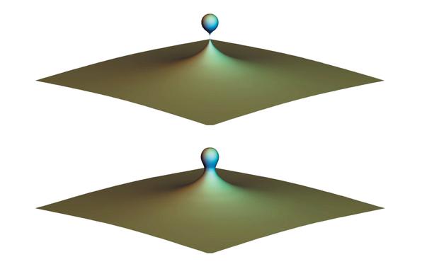 Cómo fusionar dos agujeros negros de forma sencilla