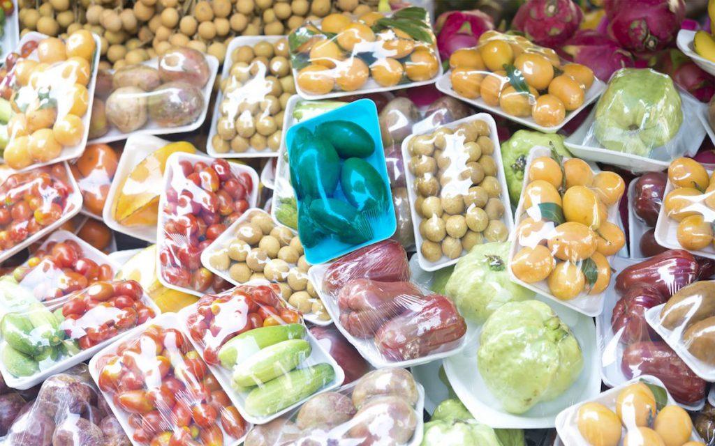 Empaques inteligentes que indican la caducidad de los alimentos, fabricados con desechos de agave