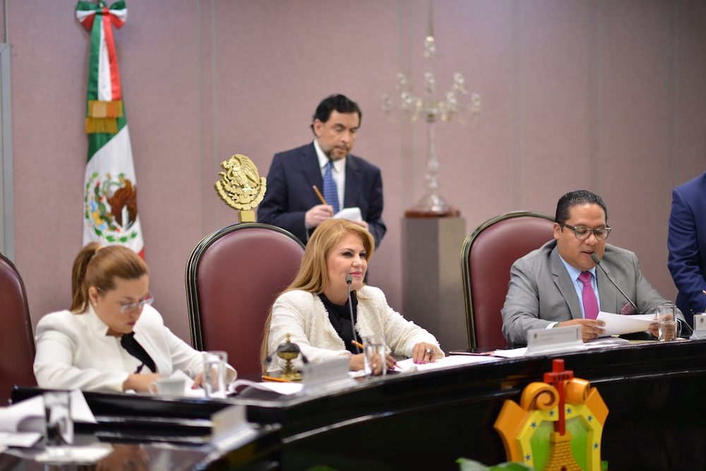 Recibe Congreso notificación de la SCJN sobre acciones de inconstitucionalidad