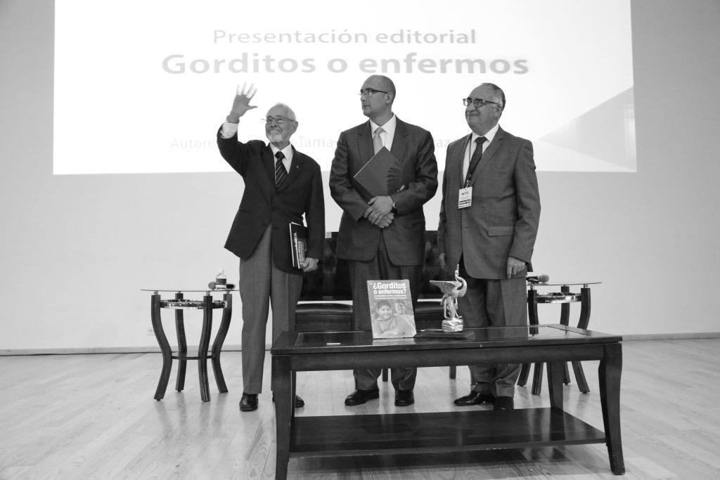 Ruy Pérez Tamayo, Rubén Salazar y Marco Antonio Alfaro Morales