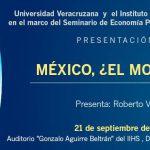 Presentación de: México, ¿El motor inmóvil?. Un libro sobre movilidad social