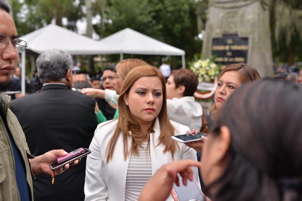 Diputada Ana Cristina Ledezma López