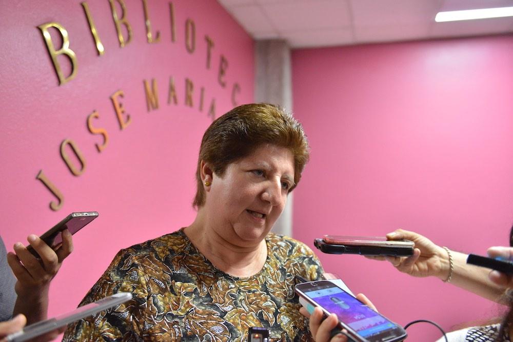 Diputada María del Carmen Pontón Villa
