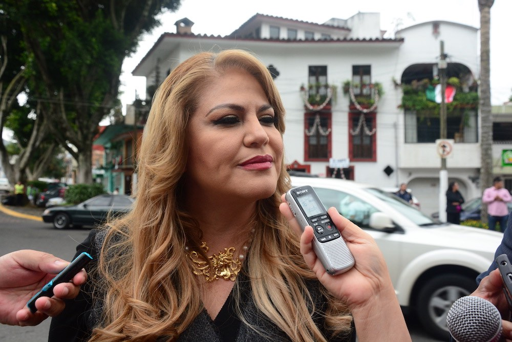 Diputada Octavia Ortega Arteaga