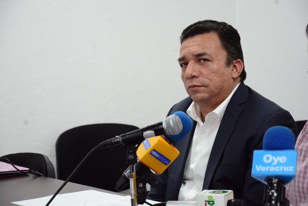 Diputado Jesús Alberto Velázquez Flores