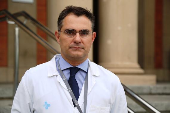Carlos Roncero. / Vall d'Hebron Barcelona Campus Hospitalari