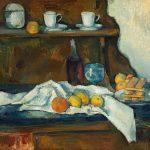 El aparador, Paul Cézanne, 1877-1879- Szépmüverzeti Múzeum, Budapest