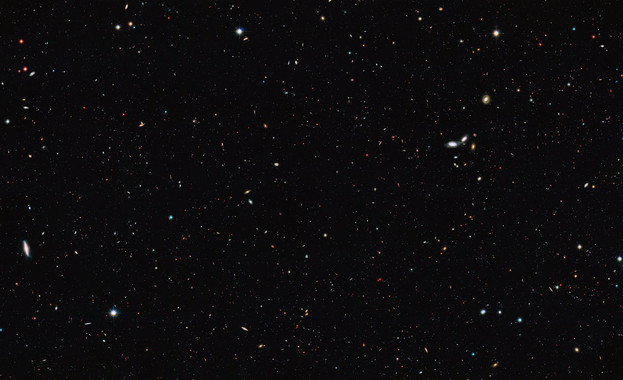 El Universo tiene 10 veces más galaxias de las que se pensaba