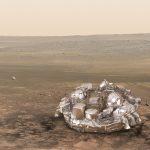El módulo Schiaparelli se estrelló en Marte