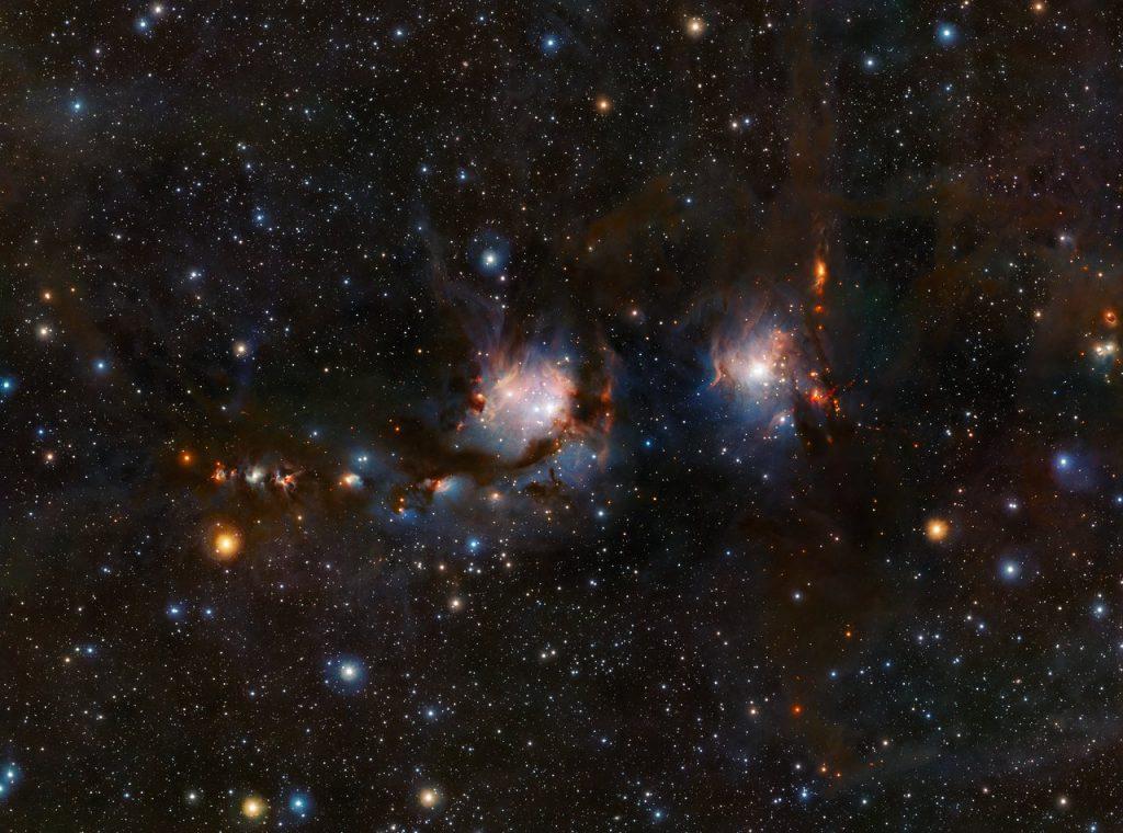 Nebulosa Messier 78- ESO
