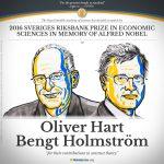 """La """"teoría de contratos"""" se lleva el Nobel de Economía 2016"""