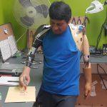 Prótesis biónicas mexicanas de bajo costo; apenas un 9% del valor en el mercado internacional