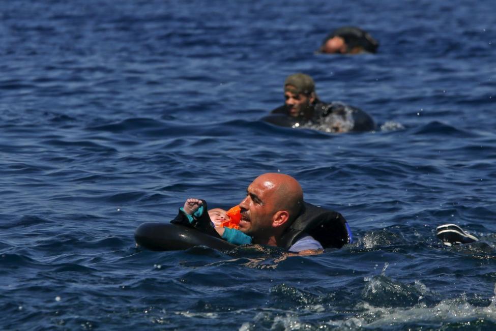 La agencia Reuters gana el Pulitzer de fotografía 2016 por su trabajo sobre la crisis de migrantes