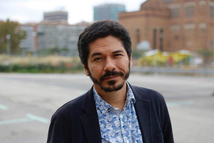 Juan Pablo Villalobos- Fotografía de Ana Schulz