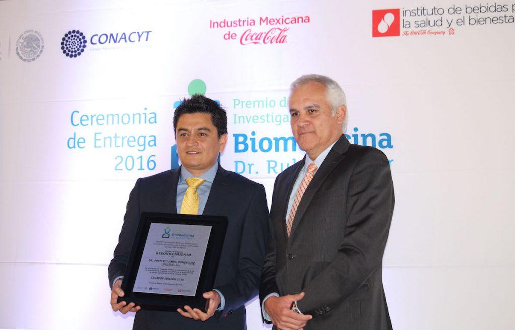 Premio en Biomedicina, para proyecto contra el cáncer de colon