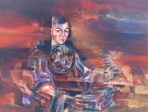 Sor Juana- Mauricio García- Vega