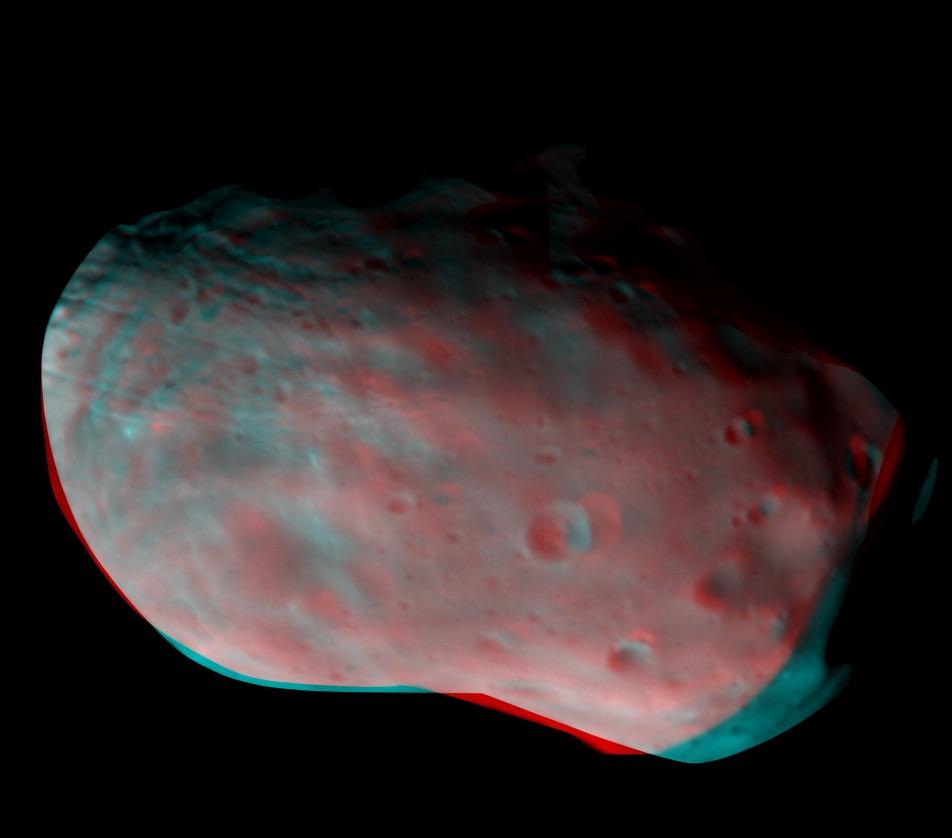 Phobos en 3D- ESA_Roscosmos_CaSSIS