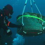 Reconstruyen la historia de una fragata otomana hundida en Japón