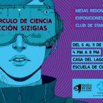 Segundo Círculo de Ciencia Ficción Sizigias, en Xalapa