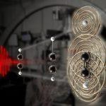 Selfie muestra como un protón se fuga de una molécula
