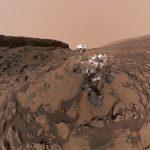 Datos contradictorios de Curiosity sobre un antiguo lago marciano