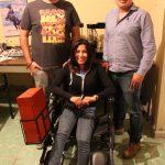 Diseñan interfaz para mover silla de ruedas con señales cerebrales