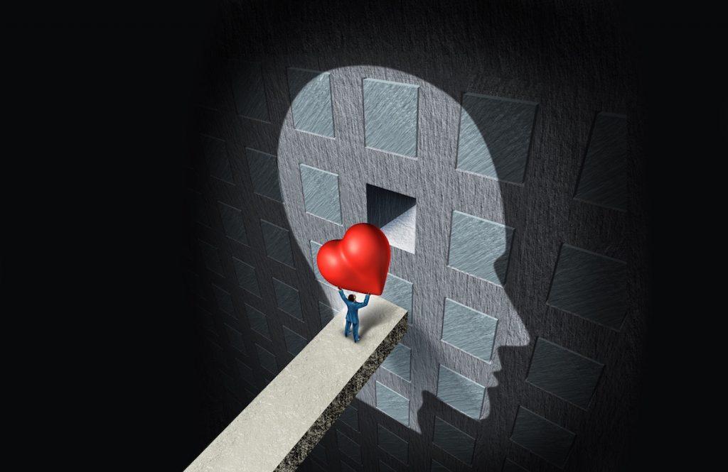 El amor en el cerebro- Shutterstock