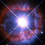 AG Carinae, una estrella en plena metamorfosis; vientos de 7 millones de km/h