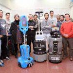 Cómo mejorar la vida de las personas mayores mediante robots