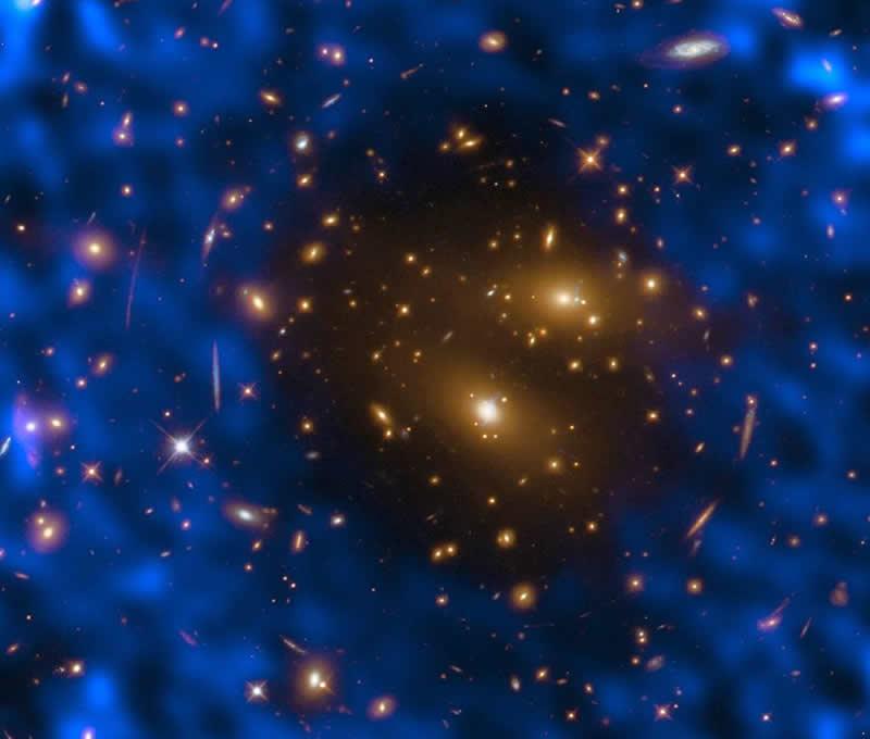 Obsrvar un agujero negro en el Universo