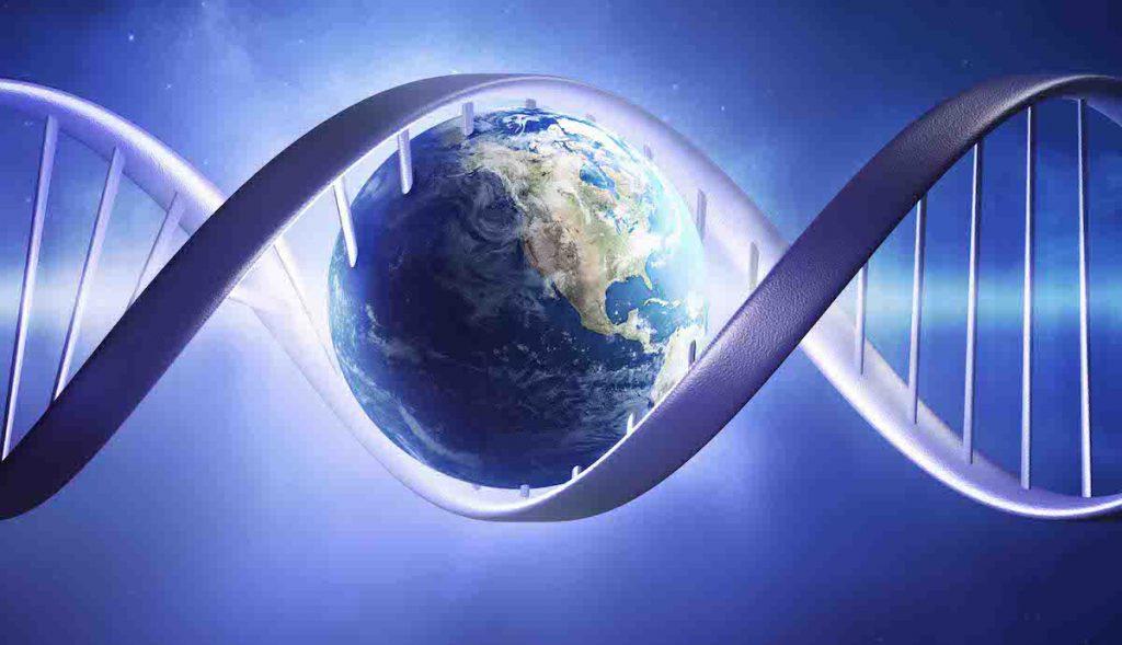 ADN del planeta- Shutterstock