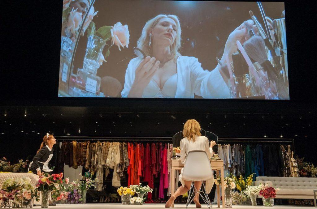 Cate Blanchett e Isabelle Huppert, en Las Criadas