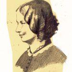 Charlotte Brönte, autora de Jane Eyre, referencia de la literatura feminista del siglo XIX
