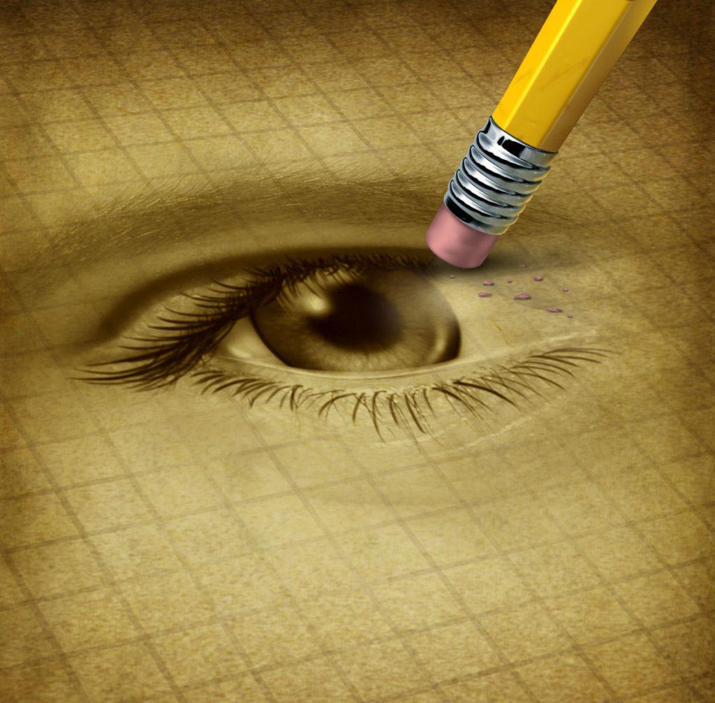 Visión borrosa, pérdida de la vista- lightsource