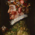 La Primavera, Giuseppe Arcimboldo, 1573- Museo de la Real Academia de Bellas Artes de San Fernando